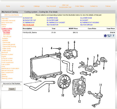 ford oem parts online catalog